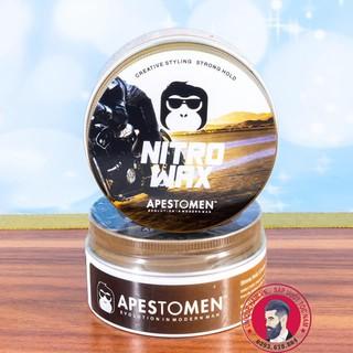 Sáp vuốt tóc apestomen nitrowax I chính hãng Singapore