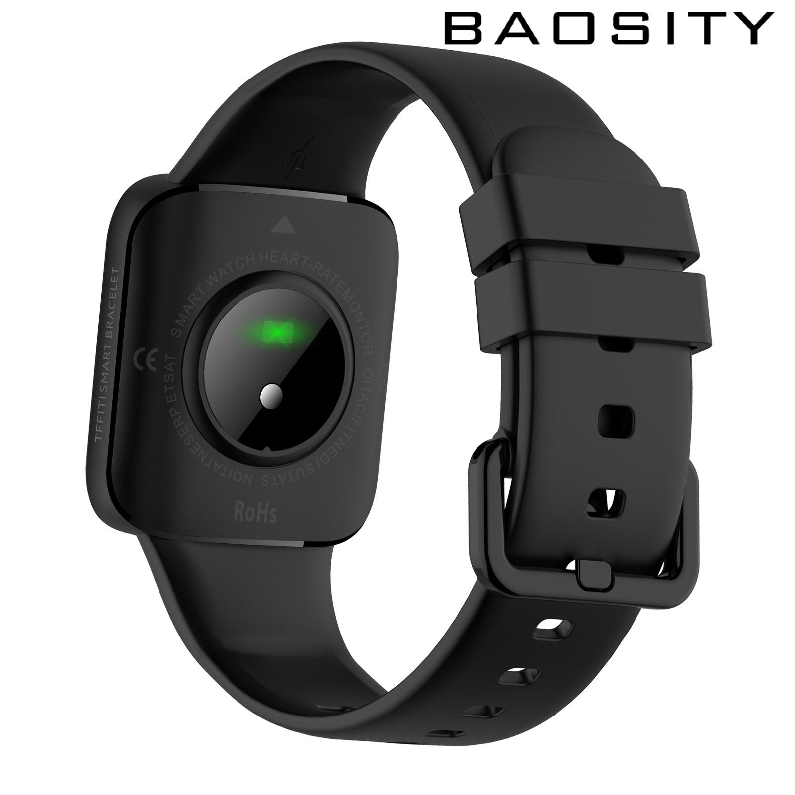 Đồng Hồ Đeo Tay Thông Minh E8 Bluetooth 4.0 Chống Nước Giám Sát Nhịp Tim
