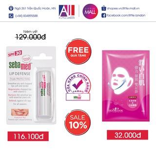 Son dưỡng bảo vệ môi Sebamed pH5.5 Sensitive Skin Lip Defense 4.8g TẶNG mặt nạ Sexylook (Nhập khẩu) thumbnail