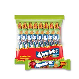 Hình ảnh [Mã GRO1PVM14 giảm 10% đơn 150K] Kẹo Alpenliebe Hương Xoài Nhân Muối Ớt 16 Thỏi-3