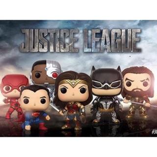 Mô hình nhân vật phim Justice League- Liên Minh Công Lý
