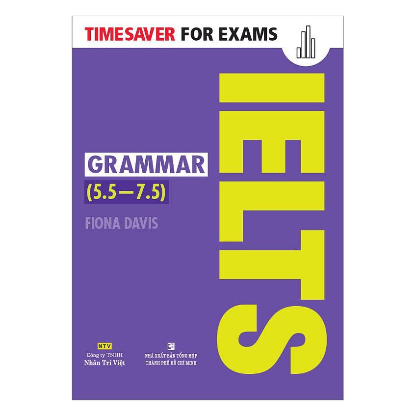 Sách - Timesaver For Exams - IELTS Grammar 5.5 - 7.5