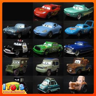 Mô hình xe Queen cars 7-9cm, mô hình xe ô tô đồ chơi Queen Cars ITOYS – PT2