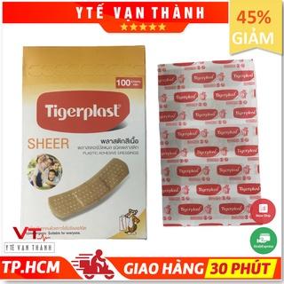 Băng Keo Cá Nhân Tigerplast SHEER (Made in Thailand) - VT0355 thumbnail