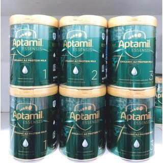 Sữa bột aptamil esensis organic 900g cho bé thumbnail
