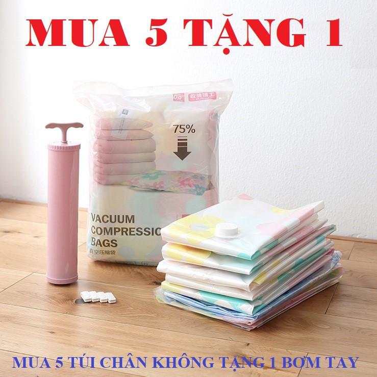 Túi hút chân không đựng chăn, quần áo, ga gối, khăn mặt - Dr Storage