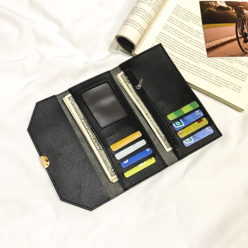 Vintage women's long wallet