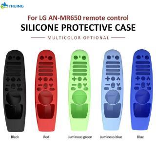 Ốp Lưng Silicon Chống Sốc Cho Remote Lg An-mr600 An-mr650 An-mr18ba Mr19ba