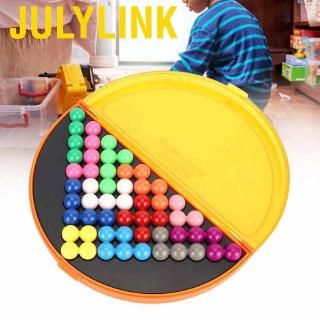 Julylink 3D pyramid block toy DIY challenging assembly game Various granules Changeable intelligence