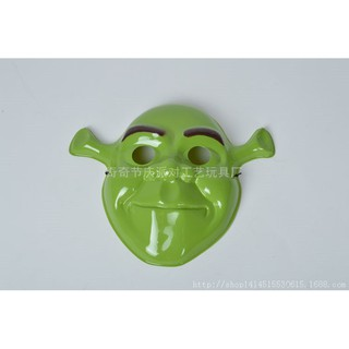 đồ chơi hóa trang -Shrek mặt nạ alien halloween mã IRH96 Rhấp dẫn