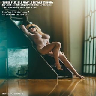 TBLeague PHICEN 1/6th Flexible Female Medium/Big Bust Pale/Suntan Figure Body