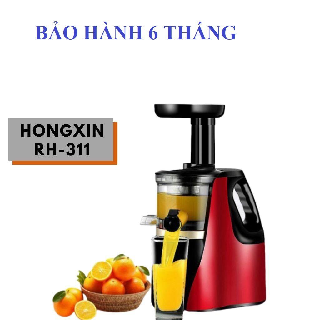 MÁY ÉP TỐC ĐỘ CHẬM HONGXIN RH-311 ÉP LẤY NƯỚC TƯƠI CÁC LOẠI RAU CỦ QUẢ