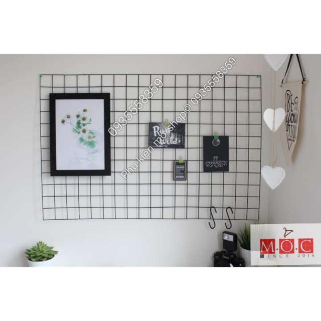 Khung Lưới decor trang trí 1m x50cm