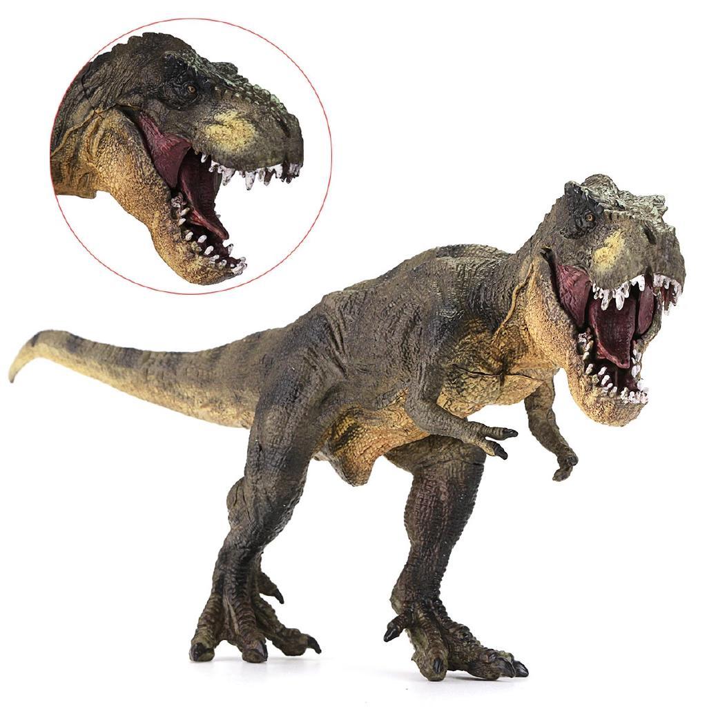 Tyrannosaurus Rex Dinosaur Plastic Toy Model Children Toy