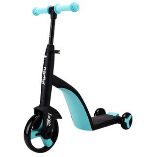 Siêu xe Scooter Nadle TF3 Joovy 3 trong 1 cho trẻ em 1-2-3-6 tuổi, bảo hành 12 tháng
