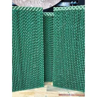 3 Tấm làm mát quạt điều hòa không khí 60*20*5 cm( Màu xanh sóng nhỏ)