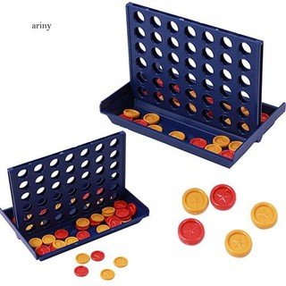 ♞Kids Funny Intelligent Connect Educational Toys Four In A Row Game Chess Set