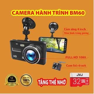 Camera Hành Trình Ô Tô BM60 PLUS, Màn Hình Cảm Ứng 4 Inch Full HD, Cam lùi rõ nét, Độ Phân Giải Cao Bảo Hành 12 Tháng thumbnail