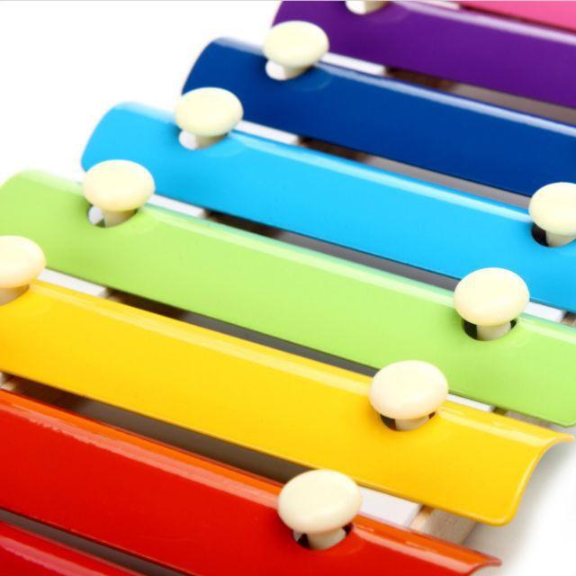 (Giáo cụ Montessori) 🎹Đàn Xylophone 8 Thanh🎵 CXS