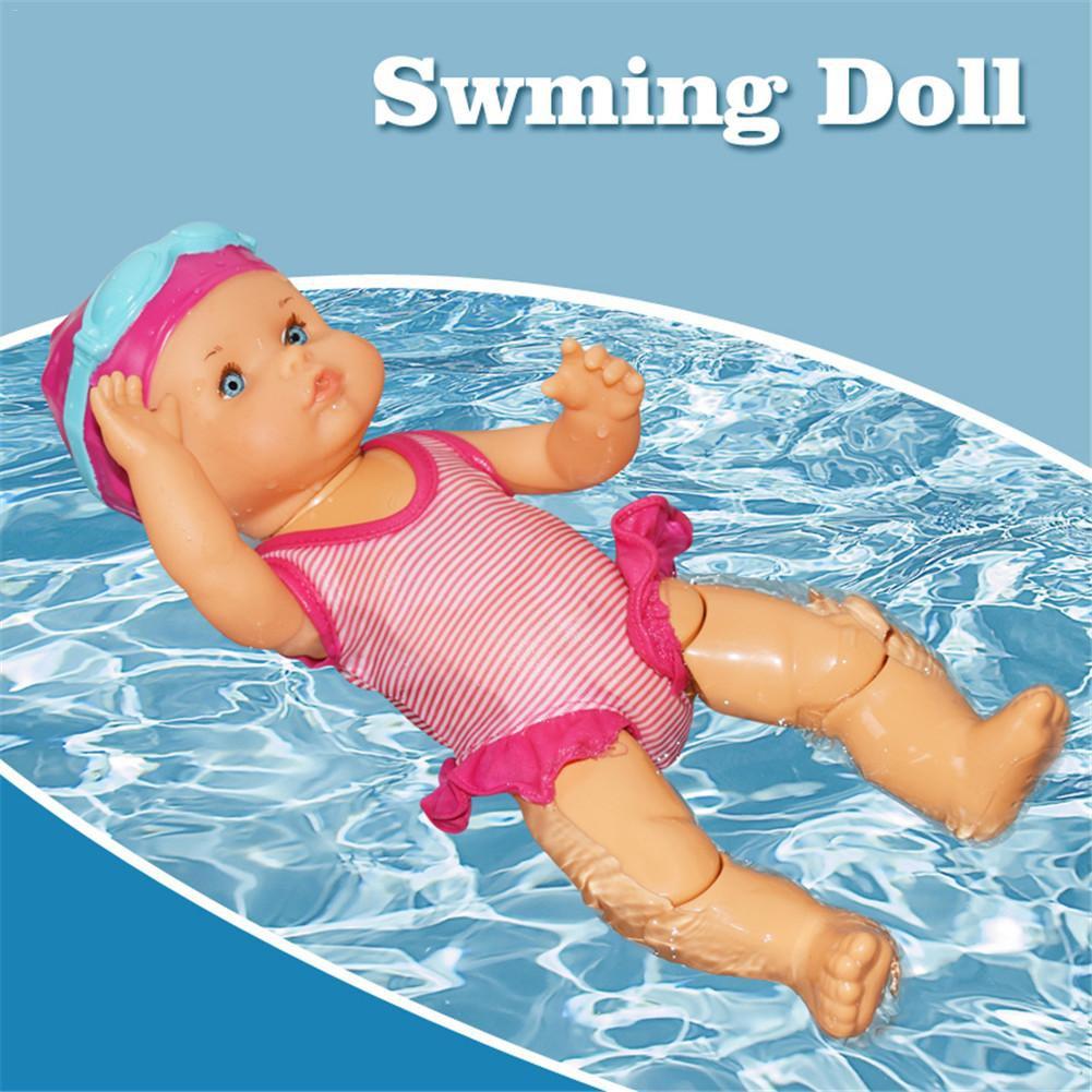 Đồ chơi Búp bê biết bơi cho bé - Toys house 8866A - Đồ chơi bé gái