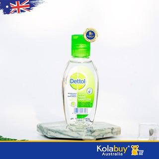 Nước rửa tay khô diệt khuẩn của Úc Dettol Instant Hand Sanitizer 50ml