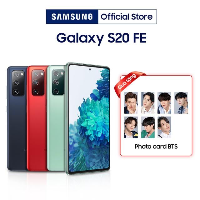 Điện thoại Samsung Galaxy S20 FE (8GB/128GB) - Hàng Chính Hãng