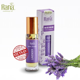 Tinh dầu thảo mộc Lavender – 10ml – Rana