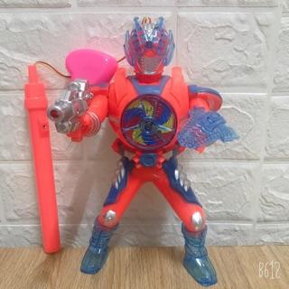 Lồng đèn siêu nhân gao