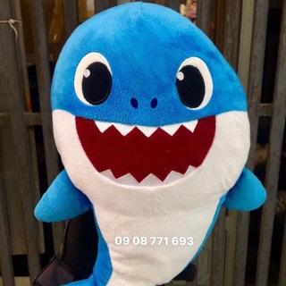 Thú bông Daddy Shark 40cm