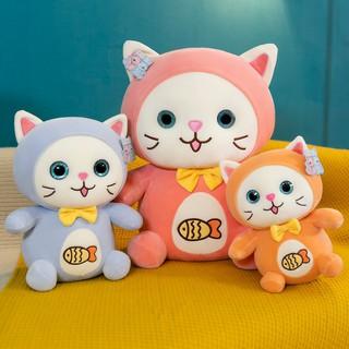 Mèo Bông - Gấu Bông Mèo Mắt Ngọc Cao Cấp Quà Tặng Ý Nghĩa thumbnail