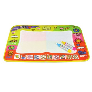Doodle Mat Magic Pen Children Drawing Toys Educational for 1-6 Years Old Li4inch