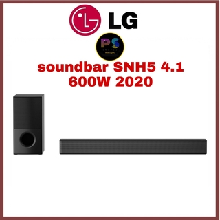 Loa thanh soundbar LG 4.1 SNH5 600W chính hãng thumbnail