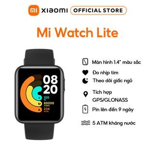 Đồng Hồ Thông Minh Xiaomi Mi Watch Lite thumbnail