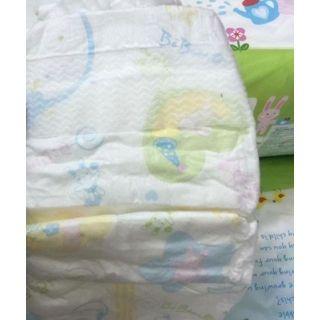 Combo 100 tã dán bebemon hàn quốc size XL (cho bé trên 12kg)