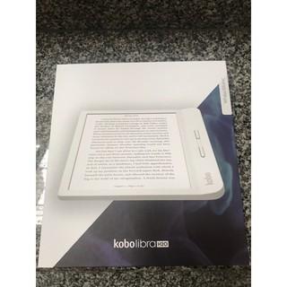 Kobo Libra H20 white Fullbox máy mới nguyên kiện hàng ship USA thumbnail