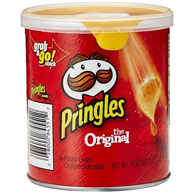 Khoai tây chiên Pringles nhập từ Mỹ