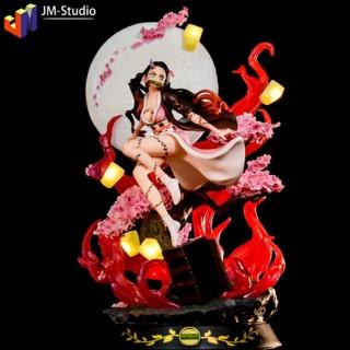 Mô hình đồ chơi Nezuko trăng rằm
