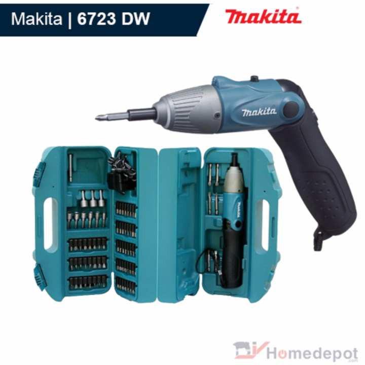 Máy vặn vít dùng pin 4.8V Makita 6723DW (Xanh) - 2634866 , 180856137 , 322_180856137 , 899000 , May-van-vit-dung-pin-4.8V-Makita-6723DW-Xanh-322_180856137 , shopee.vn , Máy vặn vít dùng pin 4.8V Makita 6723DW (Xanh)