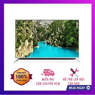 MIỄN PHÍ LẮP ĐẶT - Smart Tivi Skyworth 4K 43 inch 43G6 - [CHỈ GIAO HCM] thumbnail