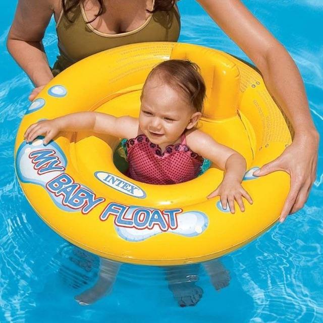 Phao bơi chống lật Intex cho bé