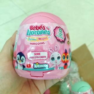 Trứng Pet's House- babies magic tear