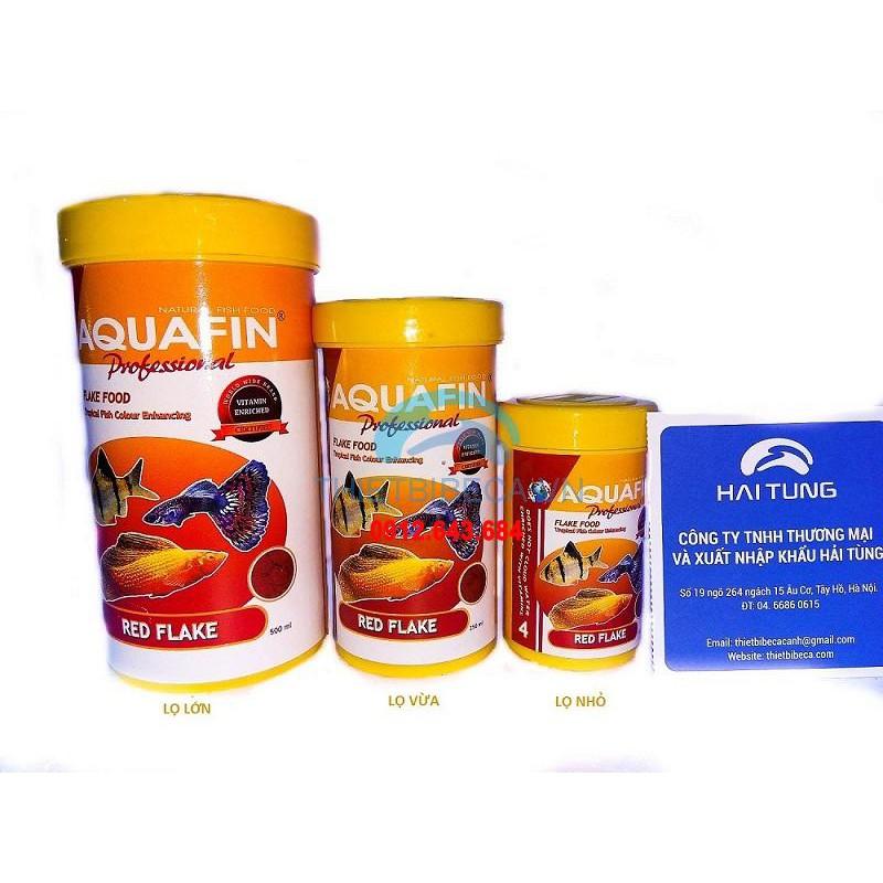 AQUAFIN ( thức ăn lá mỏng dành cho cá thủy sinh )