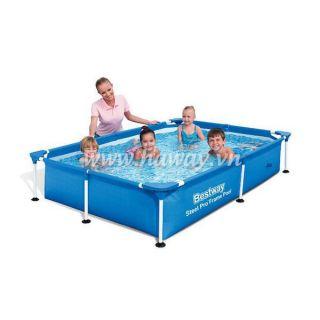 Bể bơi lắp ghép gia đình 01