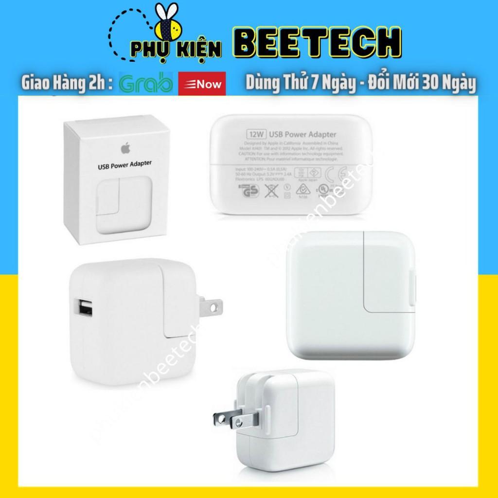 Củ Sạc iPad 12W Sạc Nhanh Cho iPhone 8/X/Xsmax - Beetechvietnam