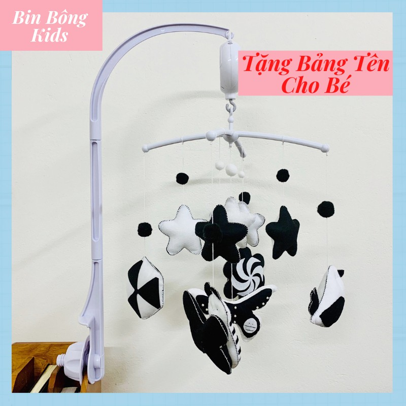 Treo Nôi Cho Bé, 35 Bản Nhạc Không Lời, Kích Thích Giác Quan Cho Bé