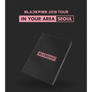 BLACKPINK | In your area tour in Seoul (tách lẻ set)