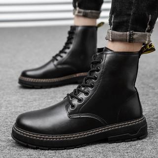 Giày da nam cổ cao,boot nam thương hiệu quốc tế 1-1 thumbnail