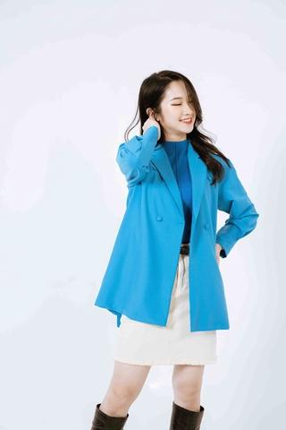 [Mã WABRHIGH giảm 15% đơn 300K] CCHAT Áo Blazer 2 HK tay bồng