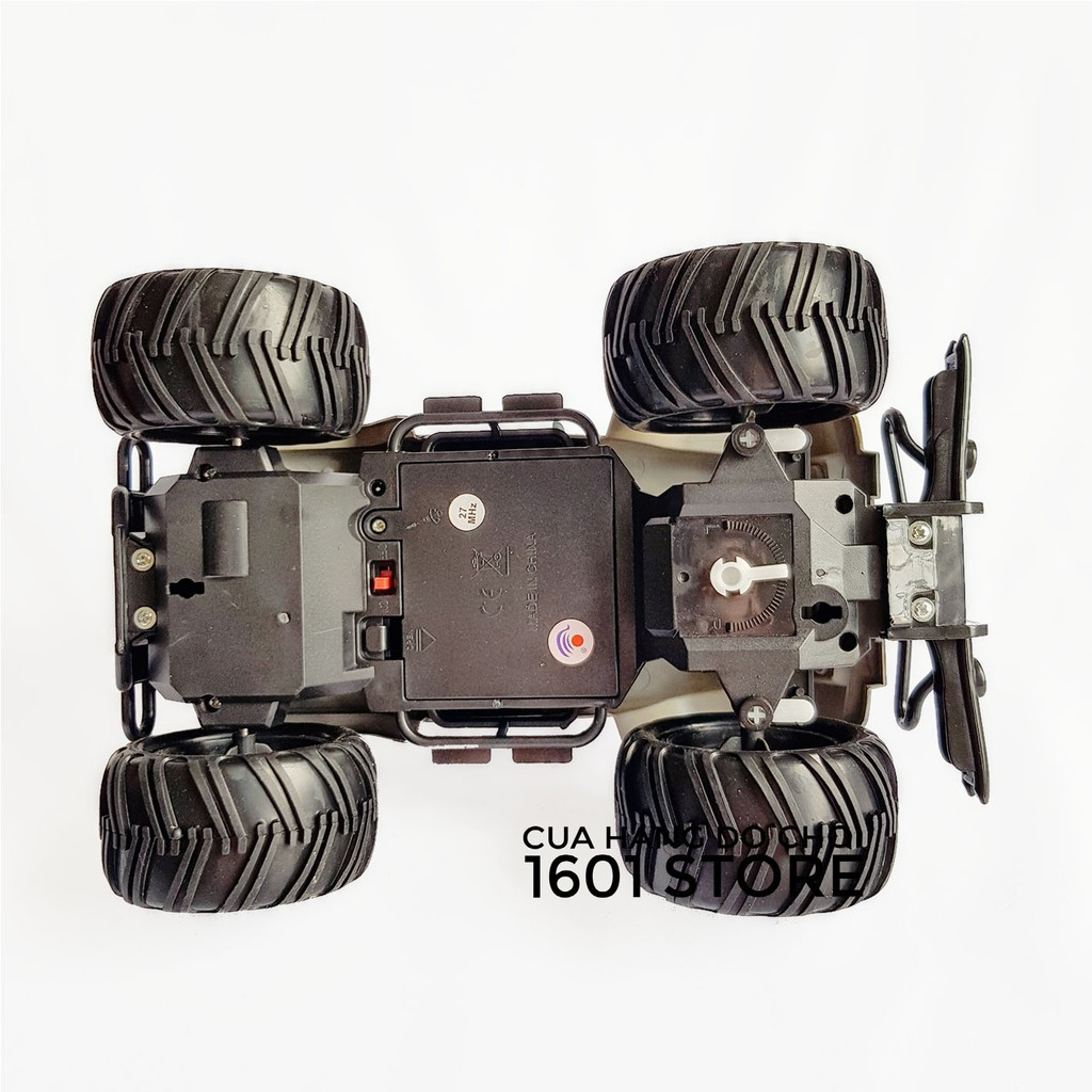 Xe Jeep điều khiển từ xa Super Power