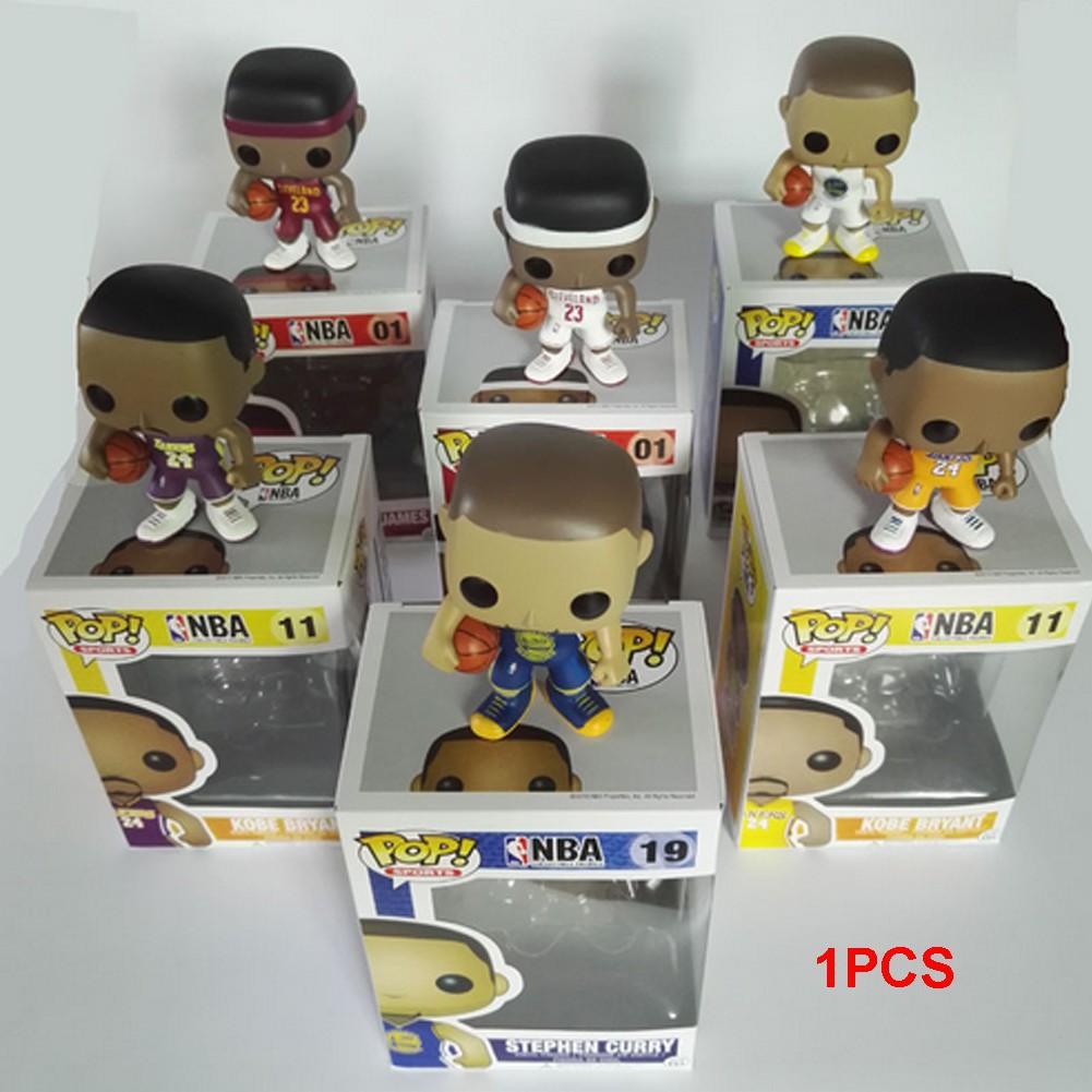 Basketball Nba World Star Pvc Action Figure Model Toy